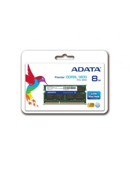 Memoria RAM Adata 8 GB DDR3 1600 Mhz PC3L-12800