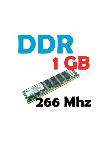 Memoria RAM 1 GB DDR 266 Mhz PC-2100 PC