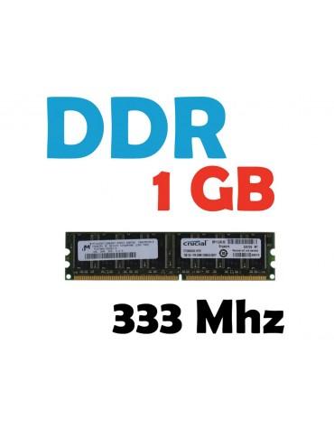 Memoria RAM 1 GB DDR 333 Mhz PC-2700 PC