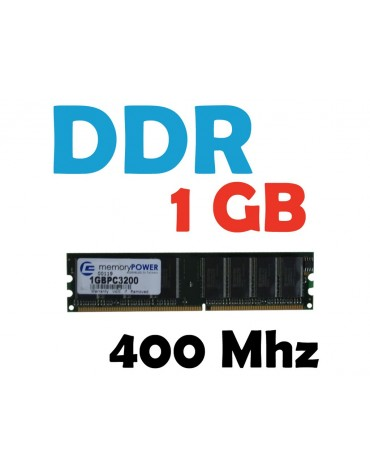 Memoria RAM 1 GB DDR 400 Mhz PC-3200 PC