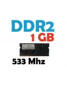 Memoria RAM 1 GB DDR2 533 Mhz PC2-4200 Laptop