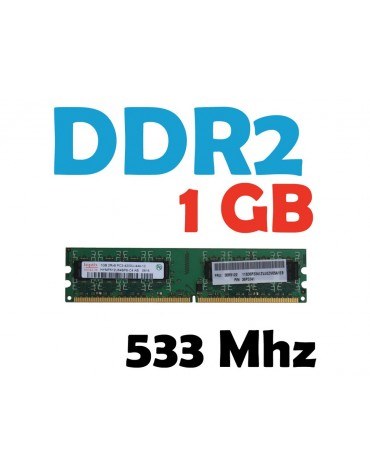 Memoria RAM 1 GB DDR2 533 Mhz PC2-4200 PC