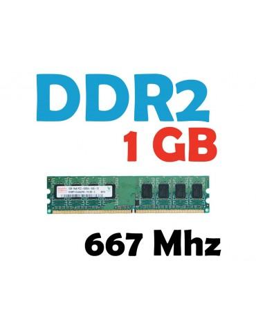 Memoria RAM 1 GB DDR2 667 Mhz PC2-5300 PC
