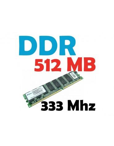 Memoria RAM 512 MB DDR 333 Mhz PC-2700 PC