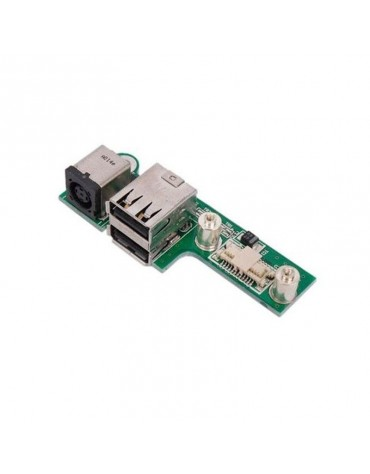 Power Jack Dell Inspiron 1525 1526 Series c/ USB