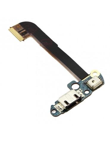 Centro de Carga HTC One M7 Flex Microfono Jack