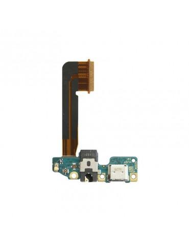 Centro de Carga HTC One M9 Jack USB Jack