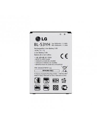 Bateria LG G3 D850 F400 VS985 D855 D830 BL-53YH