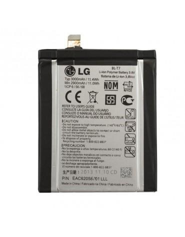 Bateria LG G2 D800 D801 LS980 VS980 BL-T7