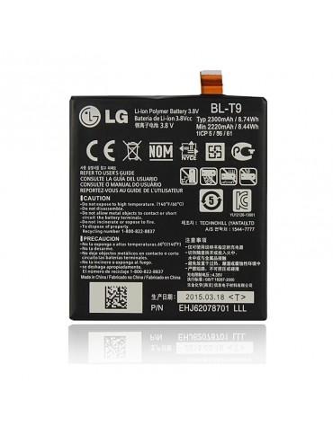 Bateria LG Google Nexus 5 D820 D821 BL-T9