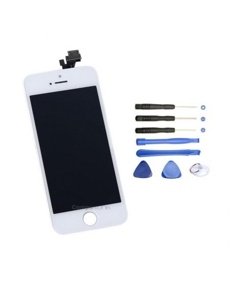 516d79afe37 Compu Xonik Pantalla Apple iPhone 5 Blanco