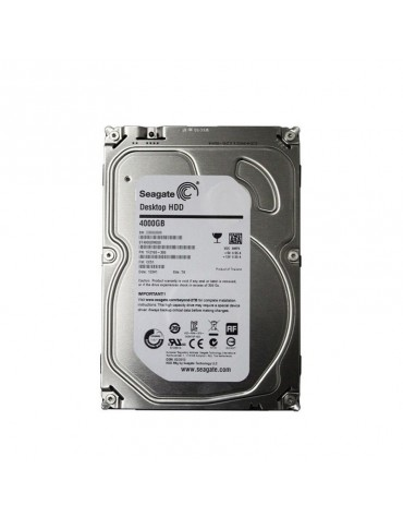 Disco Duro Seagate 4 TB Sata 6 Gb/s PC