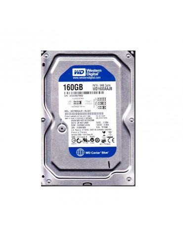 "Disco Duro 160 Gb SATA 3.5"" PC Varios"