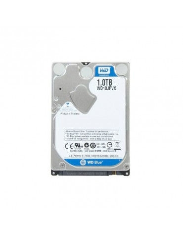 "Disco Duro 1 TB SATA 2.5"" Laptop Western Digital"