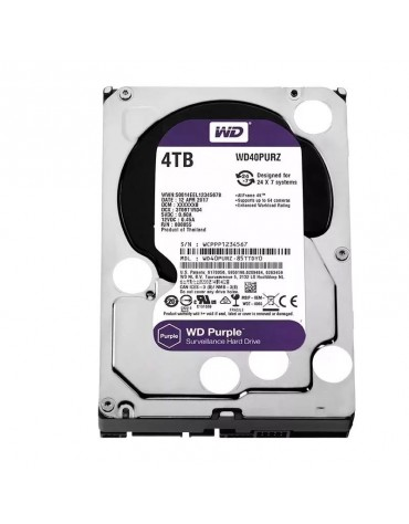Disco Duro Western Digital 4 TB Sata 6 GB/s