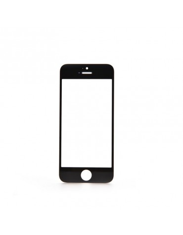 Cristal Frontal Apple iPhone 5 5S 5C Negro