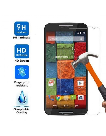 Mica Cristal Motorola Moto X2 XT1095 XT1097