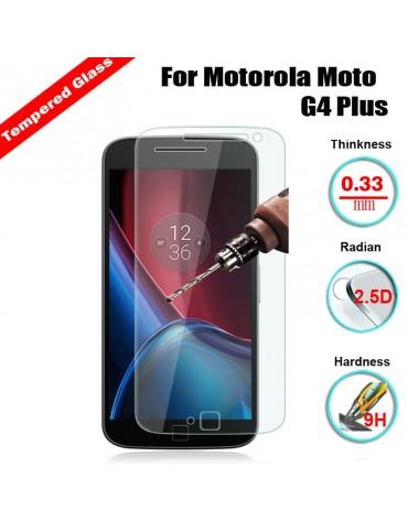 Mica Cristal Motorola Moto G 4 Plus XT1644