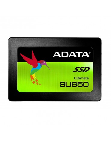 Disco Estado Solido SSD Adata 120 GB SU650 2.5""