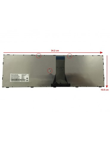 Teclado Lenovo G50-70 G50-70m G50-30 Esp