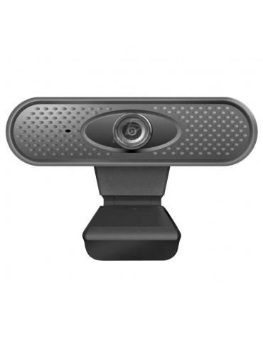 Cámara Web USB  Webcam Con Micrófono Full Hd 1080p para PC y Laptop