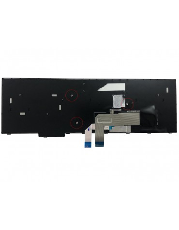 Teclado Lenovo Thinkpad E570 E575 E570c Neg Esp