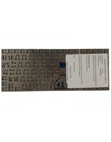 Teclado Toshiba NB10 NB10t NB10t-A NB15 NB15t s/Mco Esp