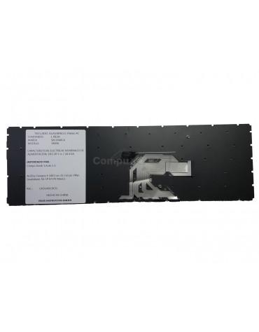 Teclado HP ProBook 450 G6 G7 455 G6 G7 455R G6 G7 Esp s/Mco
