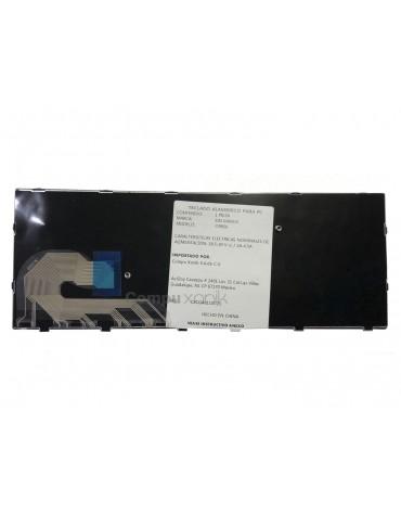Teclado HP 840 G5 840 G6 745 G5 745 G6 Marco Plata Español