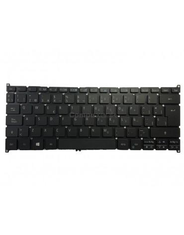 Teclado Acer Aspire R14 R5-471 R5-471T R5-431T R7-372 Lum Es