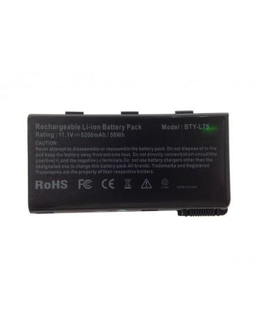 Bateria MSI A5000 A6000 A6200 A7000 Cr500