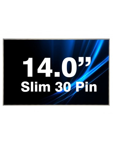 "Pantalla 14.0"" Slim B140XTN02.1 B140XTN02.4"